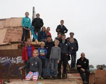 houtdorp 2014 zaterdag deel 2 009