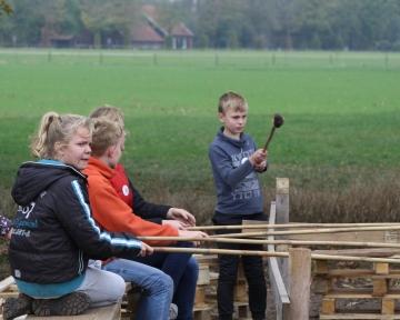 2018 Houtdorp Wild Westen Vrijdag 26 oktober 058
